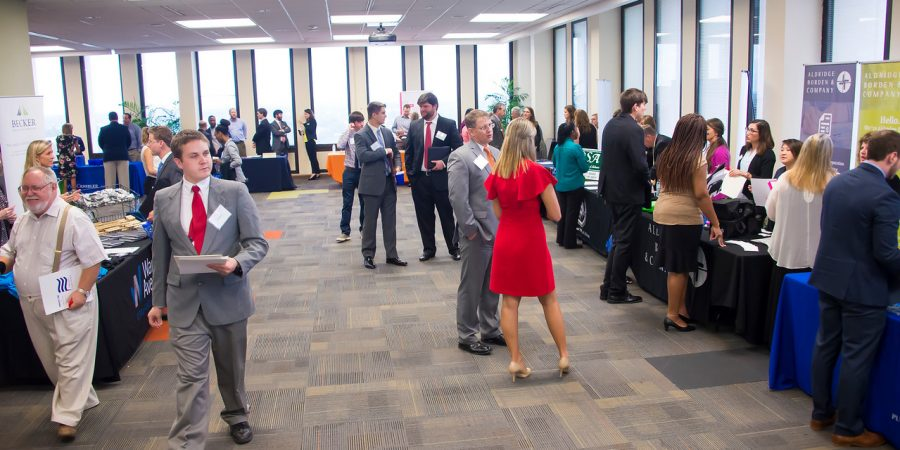 Accounting Network Event, 2017 Photo by Frank C Williams